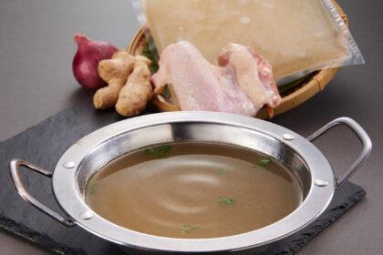 MSG-Free Chicken Soup, Frozen