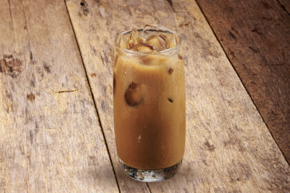 Vietnamese Drip Coffee with Condensed Milk (Iced)
