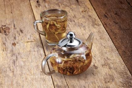Vietnamese Artichoke Tea (Hot) - Cup