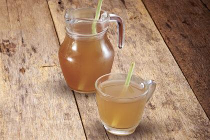 Lemongrass & Ginger Drink (Hot) - Cup