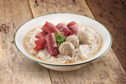 Vietnamese Raw Beef and Beef Ball z