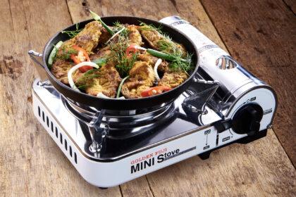 Hanoian Style Fish with Tumeric & Dill